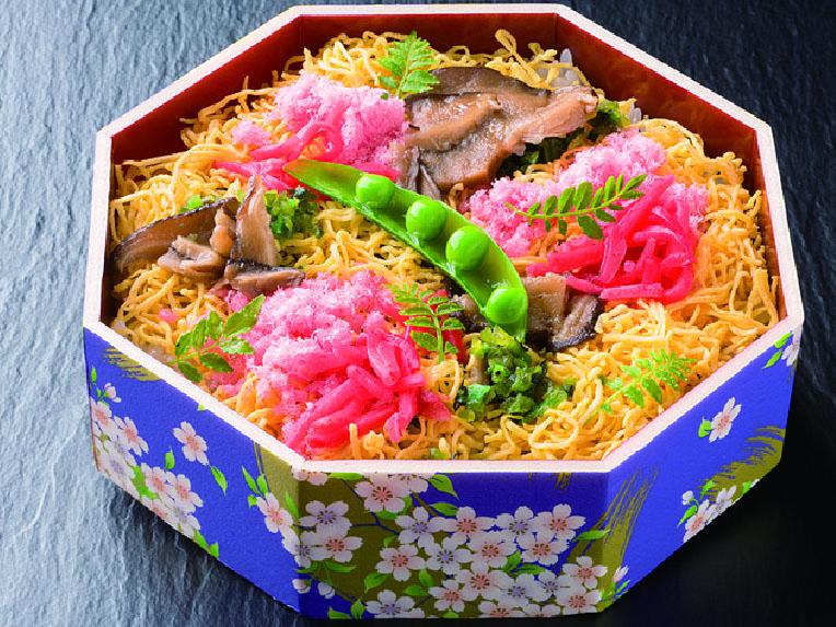 114-お祝いちらし寿司